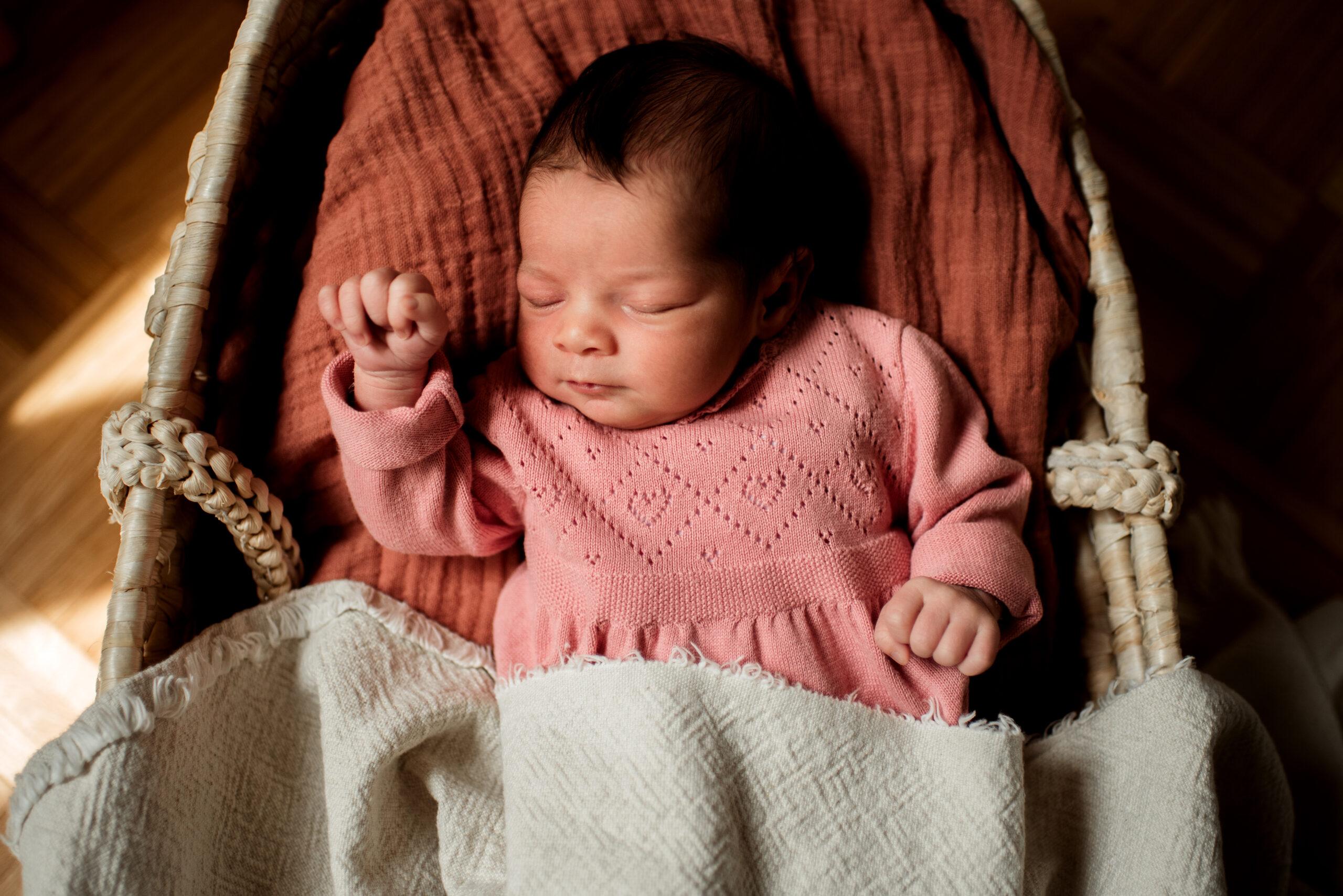 Stylingtipps für das perfekte Neugeborenen Fotoshooting